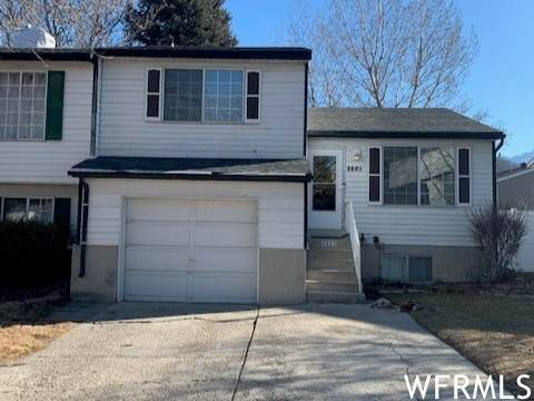 8803 S Pinion Ln, West Jordan, UT 84088 (#1720678) :: Red Sign Team