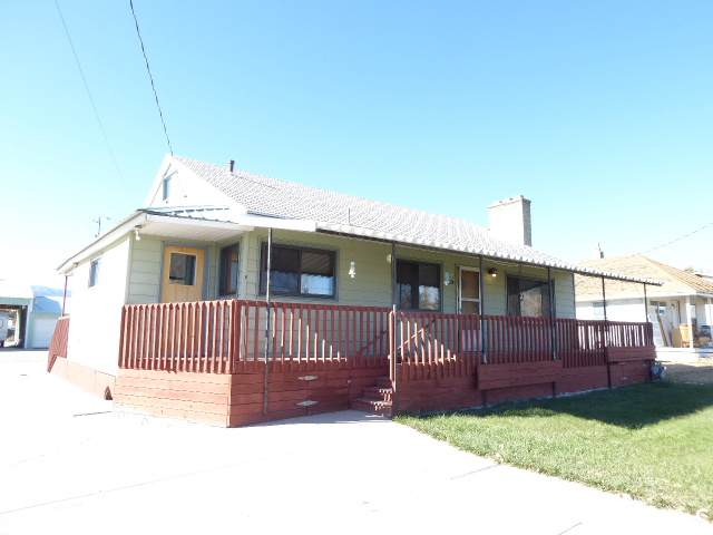 155 N 1ST WEST W, Huntington, UT 84528 (#1720718) :: Red Sign Team