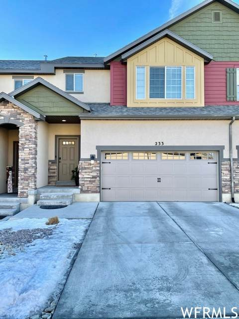 233 E Bridgewater Ln N, Saratoga Springs, UT 84045 (#1720729) :: Utah Dream Properties