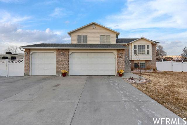 4840 W 4250 S, West Haven, UT 84401 (#1720790) :: Big Key Real Estate