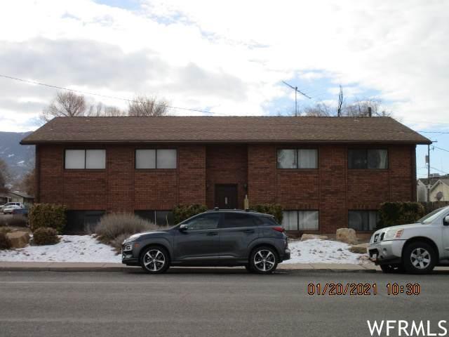 825 W 400 N, Cedar City, UT 84721 (#1720846) :: Colemere Realty Associates