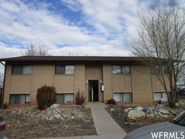 872 W 400 N, Cedar City, UT 84721 (#1720848) :: Big Key Real Estate