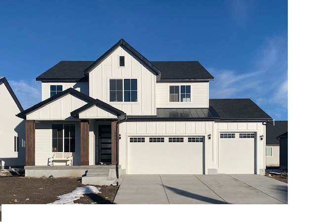 8468 N Orrin Cir Lot13, Eagle Mountain, UT 84005 (MLS #1720954) :: Lookout Real Estate Group