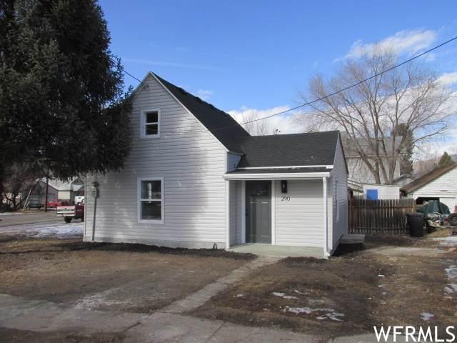 290 W 300 S, Heber City, UT 84032 (#1721018) :: Big Key Real Estate