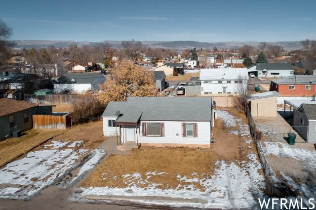 57 E Wasatch Ave, Vernal, UT 84078 (#1721066) :: Berkshire Hathaway HomeServices Elite Real Estate
