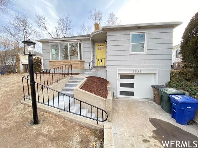 2535 S Melbourne St E, Salt Lake City, UT 84106 (#1721263) :: Big Key Real Estate