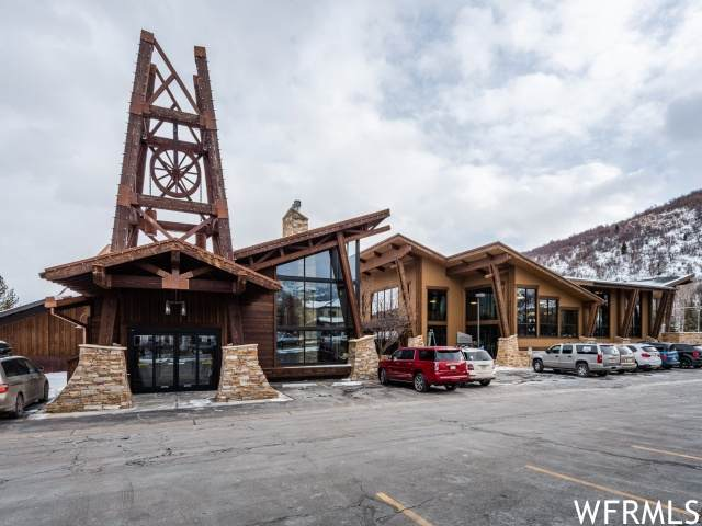 2285 Sidewinder Dr #720, Park City, UT 84060 (#1721301) :: REALTY ONE GROUP ARETE