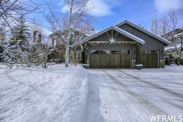 731 Martingale Ln, Park City, UT 84098 (#1721911) :: Belknap Team
