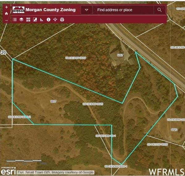 6057 Creekside Dr #20, Mountain Green, UT 84050 (#1721932) :: Belknap Team