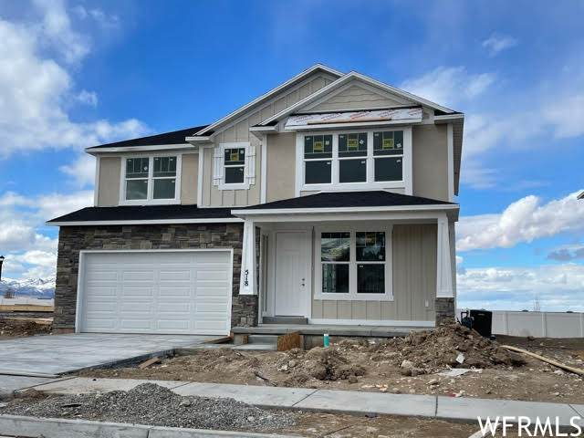 518 W Diamant Ln, Tooele, UT 84074 (#1722567) :: Utah Dream Properties