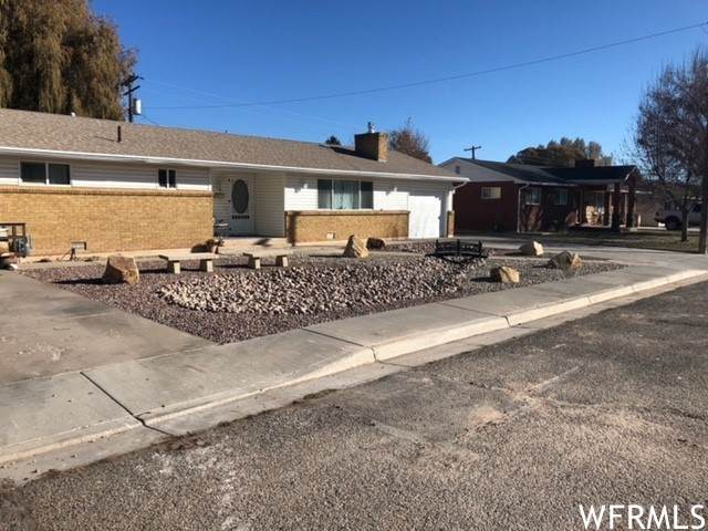 36 N 1150 W, Vernal, UT 84078 (#1722636) :: Livingstone Brokers