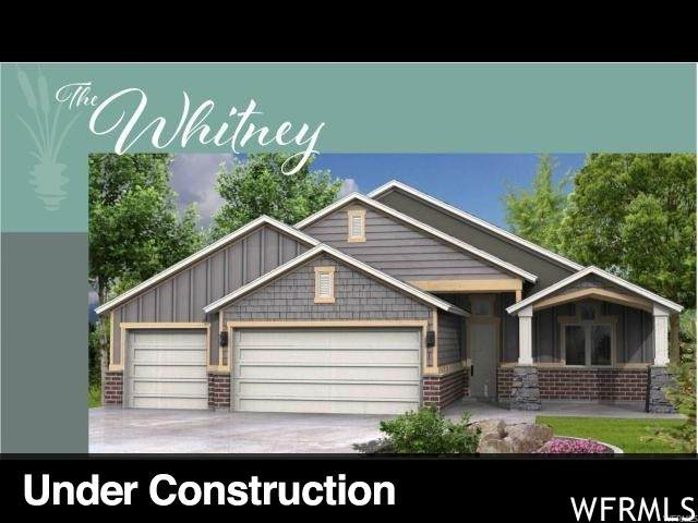 6708 S Pebble Creek Dr, South Weber, UT 84405 (#1723260) :: Colemere Realty Associates