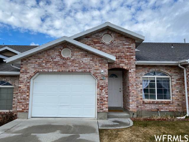 770 S 400 E #60, Brigham City, UT 84302 (MLS #1723310) :: Lawson Real Estate Team - Engel & Völkers