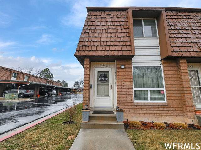 3940 Lamplighter Way #40, Riverdale, UT 84405 (#1723455) :: Big Key Real Estate