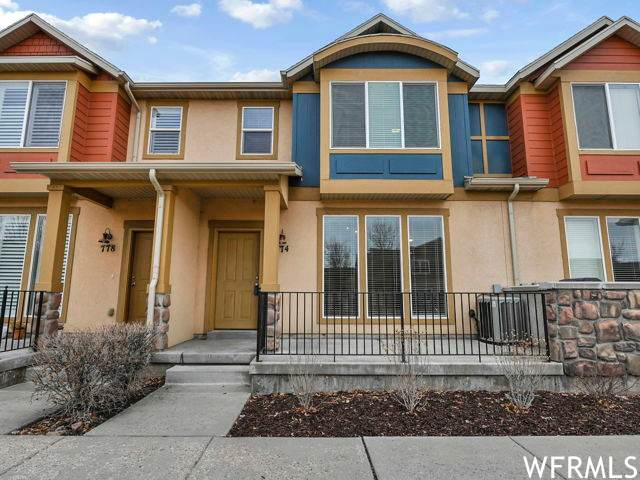 774 N Willow Green Paseo Way W, Farmington, UT 84025 (MLS #1724138) :: Lawson Real Estate Team - Engel & Völkers