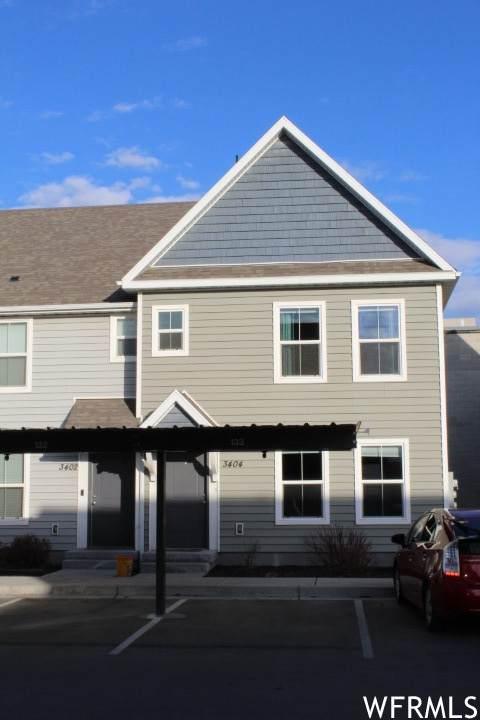 3404 S Carrick Dr Dr, Salt Lake City, UT 84115 (MLS #1724363) :: Lawson Real Estate Team - Engel & Völkers