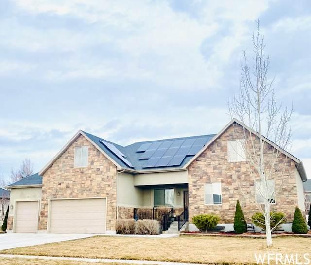 60 N 1750 W, West Point, UT 84015 (#1724594) :: Big Key Real Estate