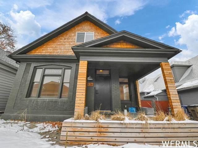 536 E Lowell Ave, Salt Lake City, UT 84102 (MLS #1724893) :: Summit Sotheby's International Realty