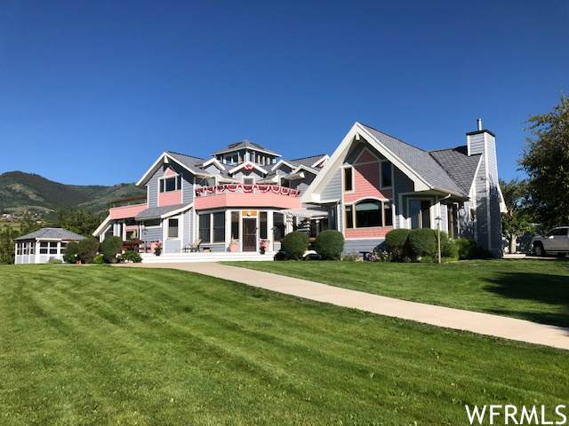 2007 Highway 89, Fish Haven, ID 83287 (#1724960) :: The Lance Group