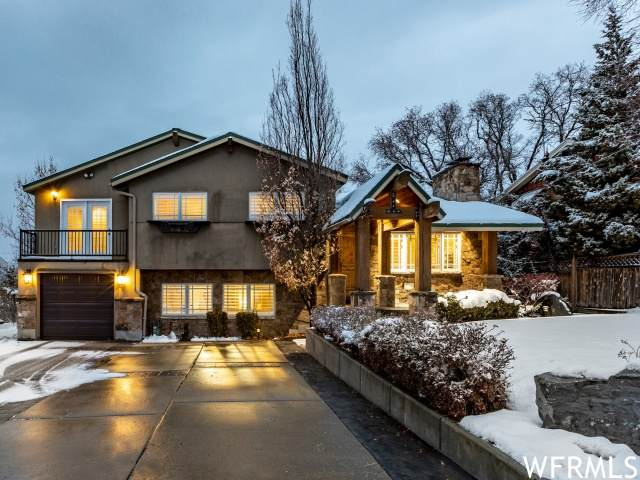 3027 E Nila Way S, Holladay, UT 84124 (MLS #1725266) :: Summit Sotheby's International Realty