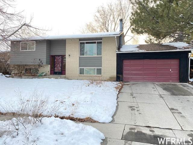 607 N Sir Patrick Dr W, Salt Lake City, UT 84116 (#1725713) :: Big Key Real Estate