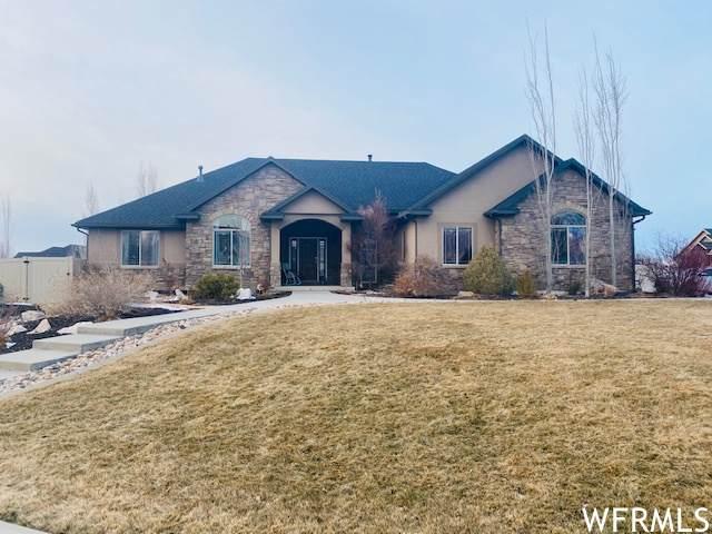 12 W 1800 S, Kaysville, UT 84037 (#1725815) :: C4 Real Estate Team