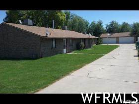 607 S Main St W, Clearfield, UT 84015 (#1726150) :: C4 Real Estate Team