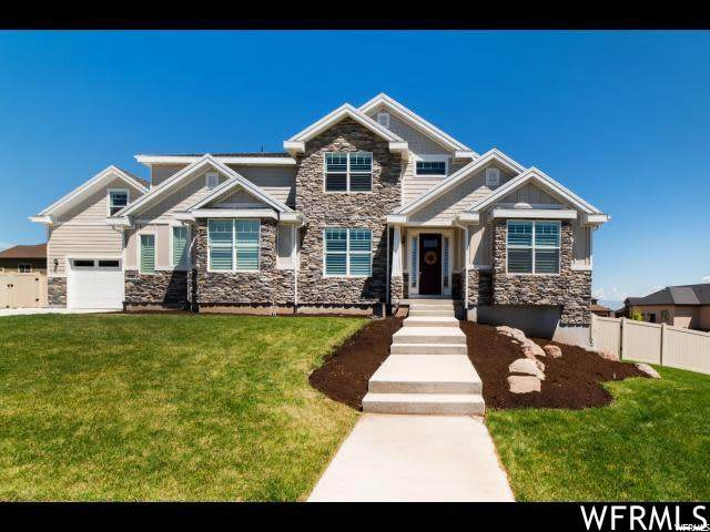 1720 River View Dr, Bluffdale, UT 84065 (#1726182) :: Colemere Realty Associates