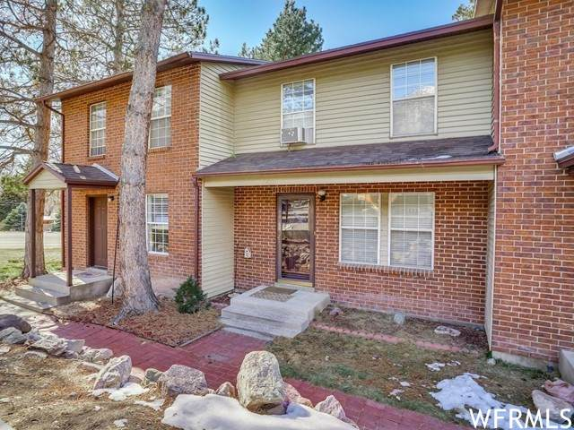 1463 S 1615 E 3B, Ogden, UT 84404 (MLS #1726348) :: Summit Sotheby's International Realty