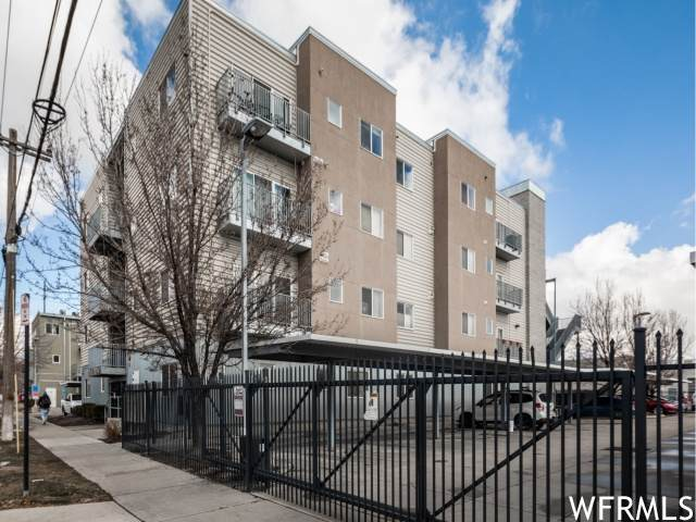 725 S 200 W #303, Salt Lake City, UT 84101 (#1726687) :: The Perry Group