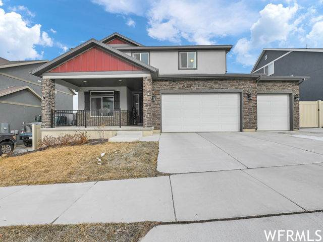14213 S Ashvale Dr W #101, Herriman, UT 84096 (#1726697) :: Bustos Real Estate | Keller Williams Utah Realtors