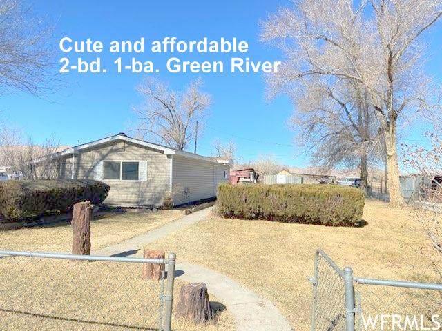 395 Kings Ln, Green River, UT 84525 (#1726923) :: Black Diamond Realty