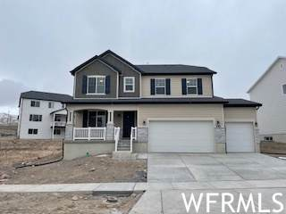 2263 N Elderberry Dr W #324, Saratoga Springs, UT 84045 (#1726950) :: Red Sign Team