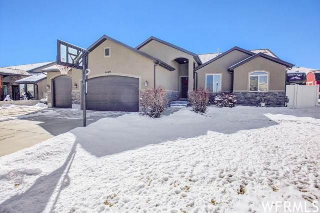 6169 W Ridge Mesa Cir, West Valley City, UT 84128 (#1727238) :: RE/MAX Equity