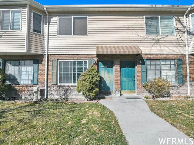 1770 W Trafalga Way Way F, Salt Lake City, UT 84116 (#1727304) :: RE/MAX Equity