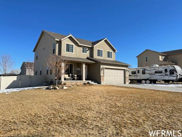 2825 S 400 W, Vernal, UT 84078 (#1727321) :: RE/MAX Equity