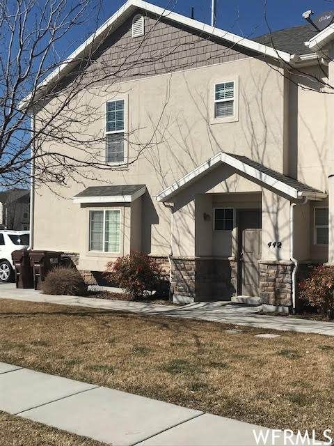 442 Walton Dr, North Salt Lake, UT 84054 (MLS #1727737) :: Summit Sotheby's International Realty