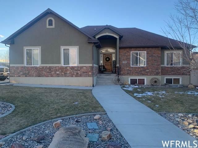 874 S 250 E, Santaquin, UT 84655 (#1727849) :: Utah Best Real Estate Team | Century 21 Everest