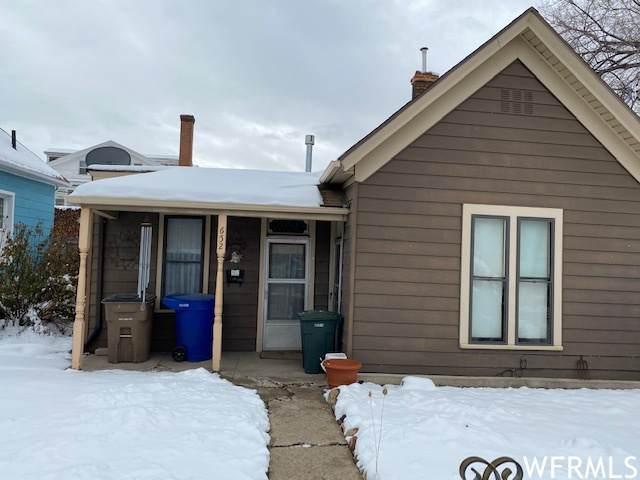 652 E Markea Ave S, Salt Lake City, UT 84102 (#1728047) :: Utah Dream Properties