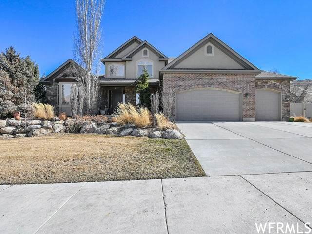 14407 S Long Ridge Dr S, Herriman, UT 84096 (#1728097) :: Black Diamond Realty