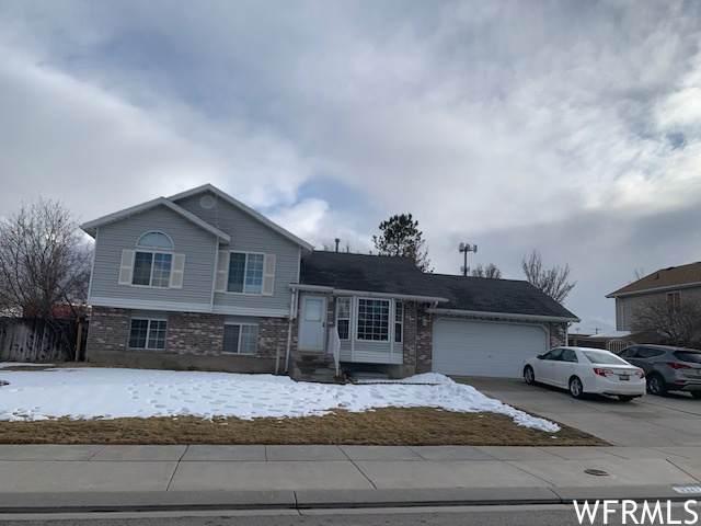 3347 W 8510 S, West Jordan, UT 84088 (#1728129) :: Utah Dream Properties