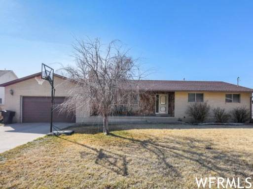 69 N 100 E, Willard, UT 84340 (#1728311) :: Black Diamond Realty