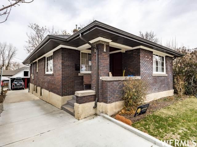 1082 S 1100 E, Salt Lake City, UT 84105 (#1728881) :: C4 Real Estate Team