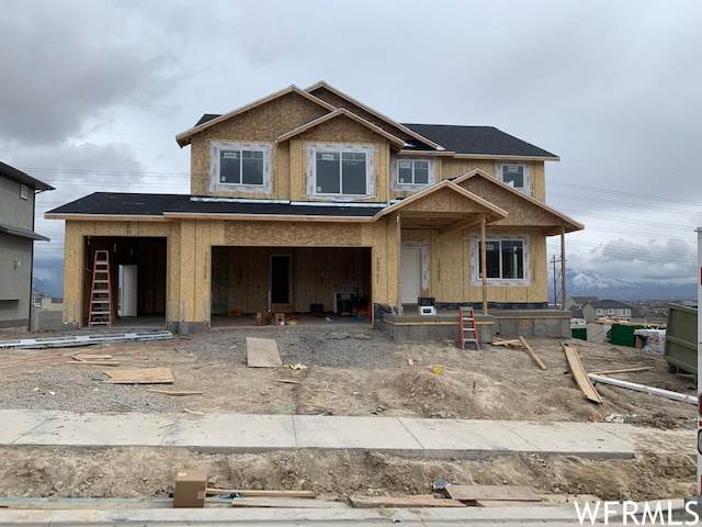 7437 S 5900 W #115, West Jordan, UT 84081 (#1728927) :: REALTY ONE GROUP ARETE