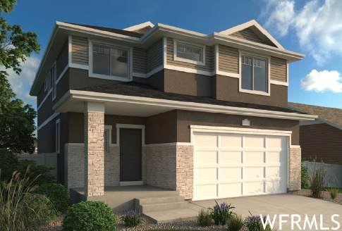 4082 W Red Clover Dr #5044, Lehi, UT 84043 (#1729095) :: Berkshire Hathaway HomeServices Elite Real Estate