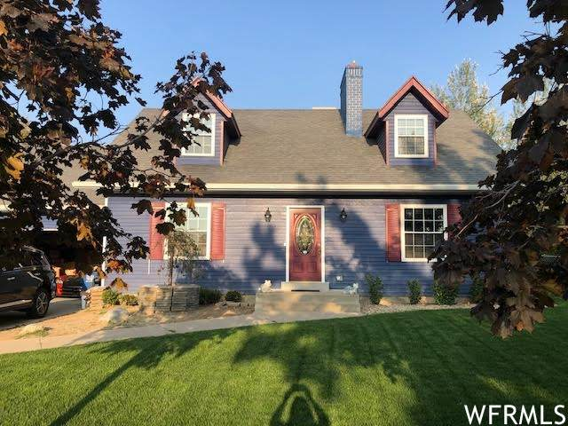 98 E Park Dr S, Kaysville, UT 84037 (#1729296) :: Doxey Real Estate Group
