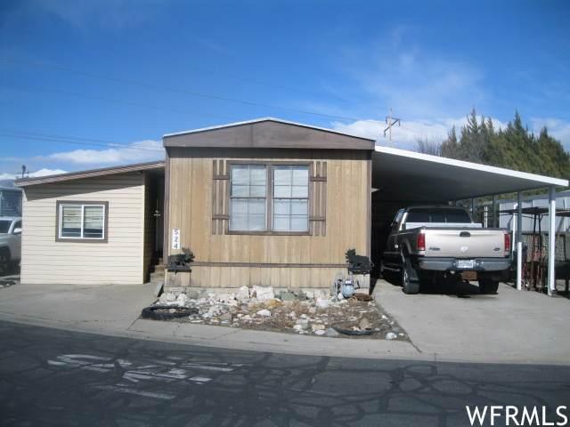524 S 1200 W #55, Woods Cross, UT 84087 (MLS #1729560) :: Lookout Real Estate Group
