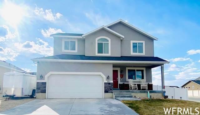 591 N Coleman St, Tooele, UT 84074 (MLS #1729773) :: Lookout Real Estate Group
