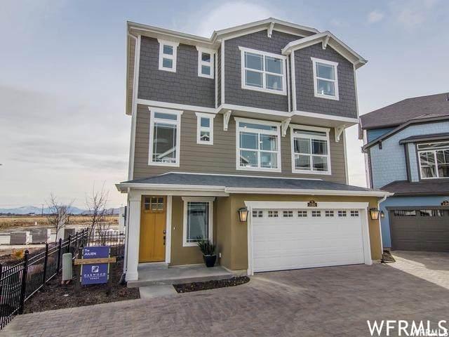 2383 N 3130 W, Lehi, UT 84043 (#1729895) :: Berkshire Hathaway HomeServices Elite Real Estate