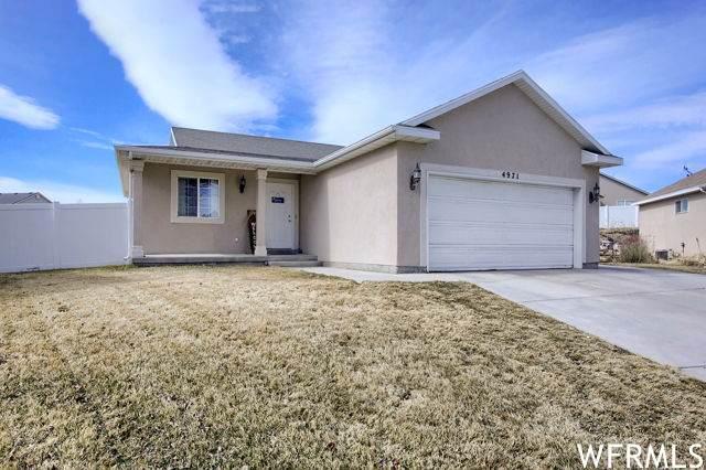 4971 W Sidewinder Cir, Riverton, UT 84096 (MLS #1729922) :: Lookout Real Estate Group